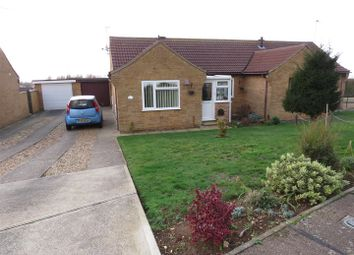 Thumbnail 2 bed semi-detached bungalow for sale in Princess Drive, Hunstanton