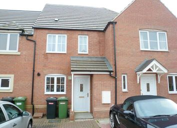 Thumbnail 2 bed end terrace house for sale in Bayston Court, Peterborough