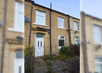 Thumbnail 1 bed terraced house for sale in Brook Street, Moldgreen, Huddersfield