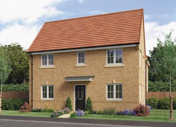 "Thumbnail 3 bed semi-detached house for sale in ""Waingroves"" at Leeds Road, Thorpe Willoughby, Selby"