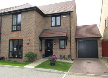 Thumbnail 4 bed detached house for sale in Egbert Close, Hornchurch