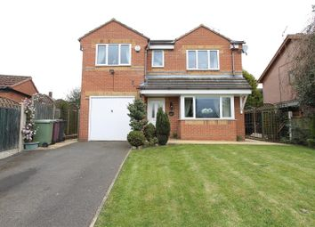 Thumbnail 4 bed detached house for sale in Deepdale Road, Bolsover, Chesterfield