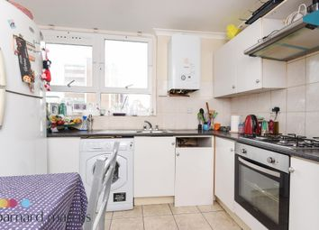 Thumbnail 3 bed flat to rent in Keevil Drive, London