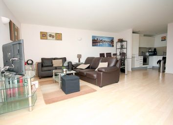 Thumbnail 2 bed flat to rent in Lumina Building, Prestons Road, London