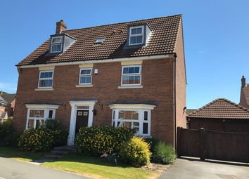 Thumbnail 5 bed detached house for sale in Hornscroft Park, Kingswood, Hull