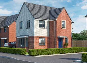 """Thumbnail 3 bed property for sale in """"The Crimson"""" at Goscote Lane, Bloxwich, Walsall"""