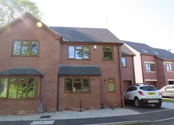 Thumbnail 4 bed detached house to rent in Sheridan Court, Uttoxeter