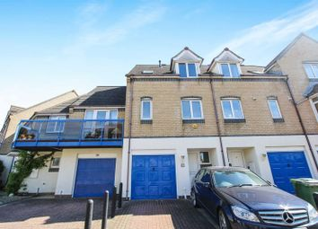 Thumbnail 4 bedroom town house for sale in Atlantic Close, Ocean Village, Southampton