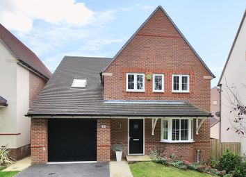 Thumbnail 4 bed detached house for sale in Ashurst Way, East Grinstead, West Sussex