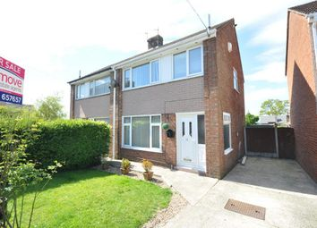 Thumbnail 3 bed semi-detached house for sale in Lowfield Close, Newton, Preston, Lancashire