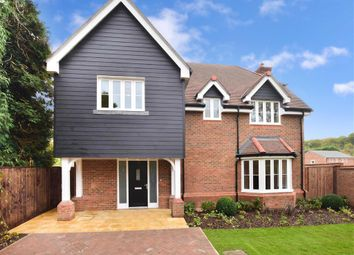 Thumbnail 4 bed detached house for sale in Brick Lane, Slinfold, Horsham, West Sussex