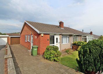 Thumbnail 2 bedroom semi-detached bungalow for sale in Southgate Avenue, Llantrisant, Pontyclun, Rhondda, Cynon, Taff.