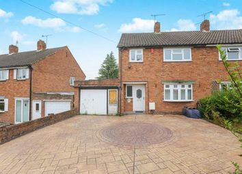 Thumbnail 3 bed semi-detached house for sale in Sandringham Road, Wolverhampton, West Midlands