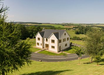 Thumbnail 5 bed equestrian property for sale in Leafywood, Overton Bush, Jedburgh, Scottish Borders