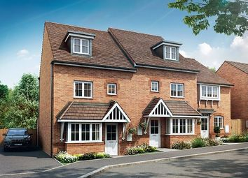Thumbnail 4 bed semi-detached house for sale in Warren Grove, Robell Way, Storrington