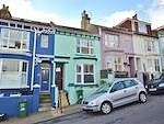 Thumbnail 2 bed terraced house to rent in Cuthbert Road, Brighton