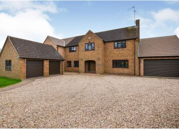 Thumbnail 6 bed detached house for sale in Warkton Lane, Barton Seagrave, Kettering