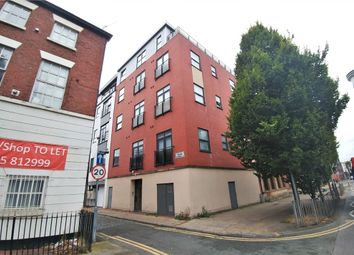 Thumbnail 1 bedroom flat to rent in 2 Riding Street, City Centre, Liverpool, Merseyside