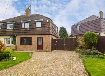 Thumbnail 3 Bedroom Semi Detached House For Sale In Windrush Road,  Hardingstone, Northampton