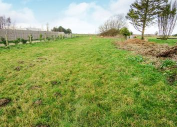 Thumbnail Land for sale in Church Road, Christchurch, Wisbech
