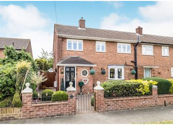 Thumbnail 3 bed end terrace house for sale in Chafford Way, Stifford Clays