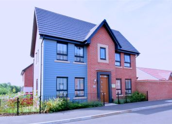 Thumbnail 3 bed detached house for sale in Nethermere Lane, Nottingham, Nottinghamshire