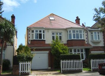 Thumbnail 4 bedroom detached house to rent in Mornington Crescent, Hove