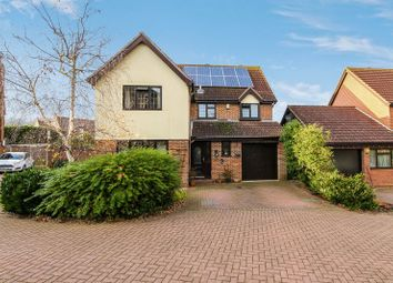 Thumbnail 5 bed detached house for sale in Barley Close, Langdon Hills, Basildon