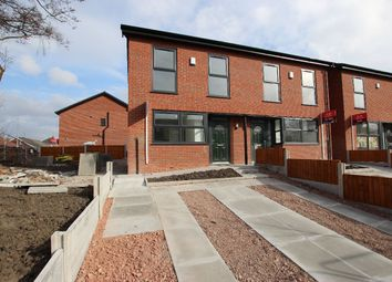 Thumbnail 3 bed semi-detached house for sale in Clipsley Lane, Haydock, St. Helens