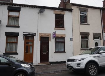 Thumbnail 2 bedroom terraced house for sale in Cliveden Place, Stoke-On-Trent