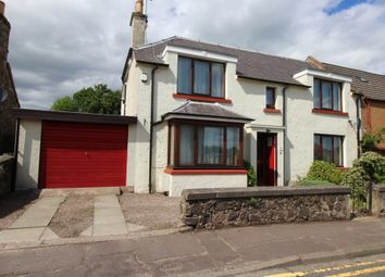 Thumbnail 3 bed semi-detached house for sale in Low Road, Auchtermuchty