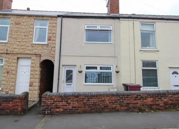 2 bed terraced house for sale in Chapel Road, Grassmoor, Chesterfield S42