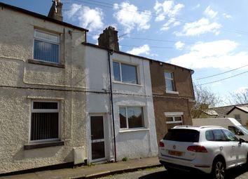 Thumbnail 2 bed terraced house for sale in Albert Street, Millhead, Carnforth