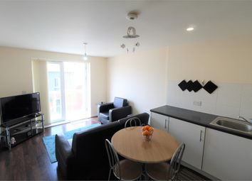 Thumbnail 2 bed flat for sale in Pumphouse Crescent, Watford, Hertfordshire