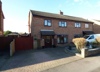 Thumbnail 3 bed property for sale in Mease Close, Measham, Swadlincote