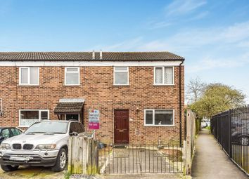 Thumbnail 3 bed terraced house for sale in Feltham Road, Mitcham