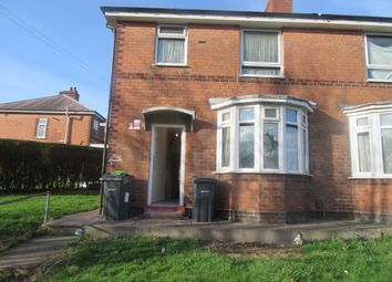 Thumbnail 1 bed flat for sale in Ward End Park Road, Washwood Heath, Birmingham