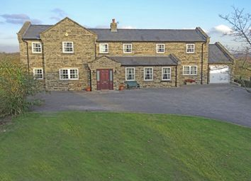 Thumbnail 3 bed detached house for sale in Main Road, Pentrich, Ripley, Derbyshire