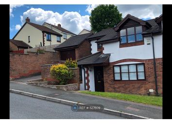 3 bed semi-detached house to rent in Greenwood Park Road, Plymouth PL7