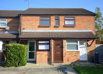 Thumbnail 1 bed flat for sale in Catkin Close, Quedgeley, Gloucester