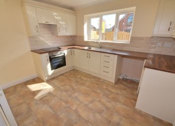 Thumbnail 3 bed town house to rent in Leeds Road, Cutsyke, Castleford