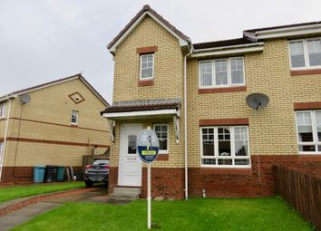 Thumbnail 3 bed semi-detached house for sale in Drummore Avenue, Coatbridge