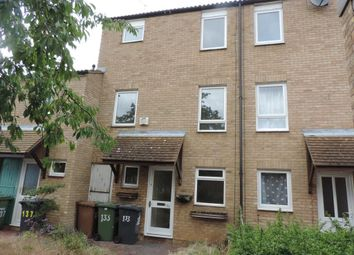 Thumbnail 4 bedroom terraced house to rent in Bringhurst, Orton Goldhay, Peterborough