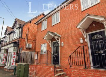Thumbnail 3 bed terraced house to rent in St. Peters Gardens, St. Peters Walk, Droitwich