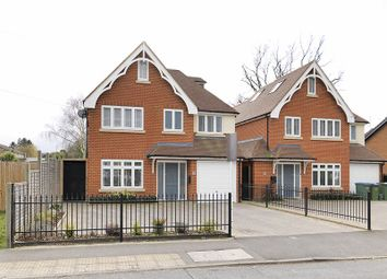 Thumbnail 5 bed detached house for sale in Sugden Road, Thames Ditton