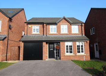 Thumbnail 4 bed detached house for sale in Red Kite Avenue, Wath Upon Dearne