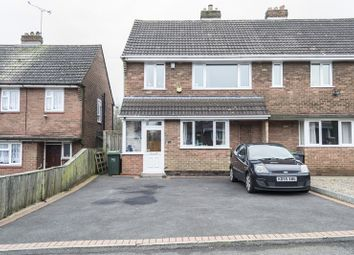 Thumbnail 3 bed semi-detached house for sale in West Avenue, Tividale, Oldbury