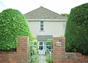 Thumbnail 2 bed flat for sale in Sketty Park Drive, Derwen Fawr, Sketty, Swansea
