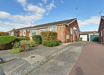 Thumbnail 2 bed semi-detached bungalow for sale in Wentworth Close, Willerby, Hull