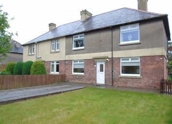 Thumbnail 2 bed flat for sale in Loch Road, Chapelhall, Airdrie